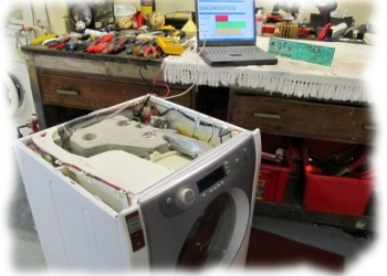 Ремонт стиральных машин на дому любой сложности