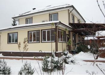 Продам жилой дом в деревне Плужково Чеховского района Московской области.