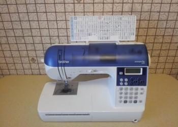 Продам швейную машину Brother Innov-is 650