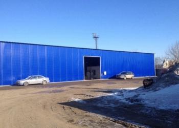Отдельно стоящее 1-этажное здание склада, назначение: нежилое,общая площадь