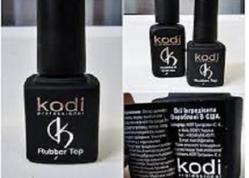 Базы,топы гель-лаки Kodi