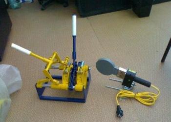 УСПТ 50-110 Сварочный аппарат для сварки п/эт. труб