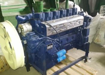 Двигатель WP12.420 (Евро 2)