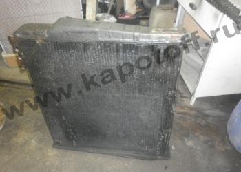 Ремонт авторадиаторов, пайка радиаторов автомобилей, ремонт интеркулеров авто.
