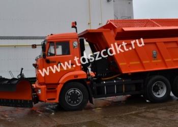 КДМ-7881.02-5 на базе КАМАЗ-65115