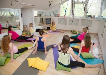 Студия йоги и воздушной практики