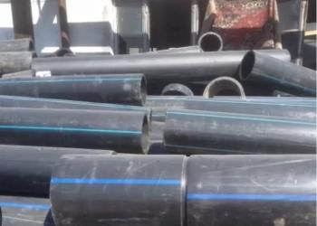Труба Пнд отходы пластиковых труб обрезки