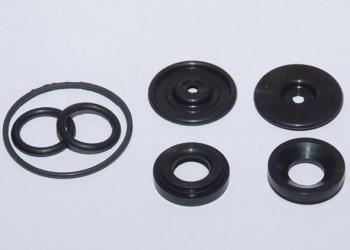 Ремкомплект клапанов печки BMW E39, E38, E53, E34, E32, E31, E65, E66, E60, E61