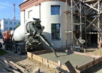 Бетон и раствор строительный