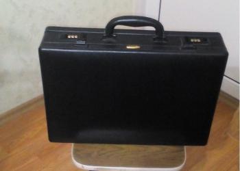 Новая мужская сумка-дипломат