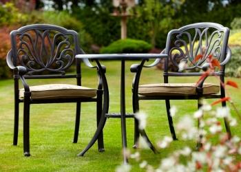 Удобная практичная садовая мебель, изделия и металлоконструкции для дома и дачи