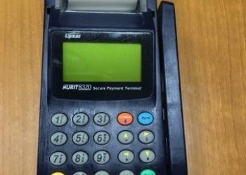 Платёжные терминалы Nurit 8320,8000s