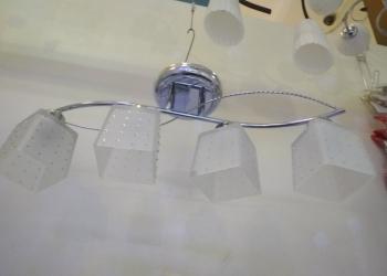 Люстра потолочная модель Л-48 на 4 лампы