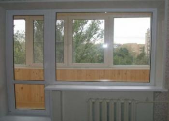 Окна ПВХ балконы лоджии