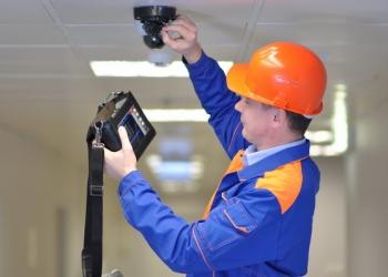 Монтаж и обслуживание систем видеонаблюдения,пожарной и охранной сигнализации