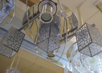 Новый дизайн люстры с пультом