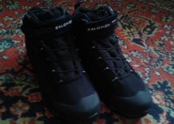 Зимние кроссовки Salomon