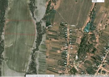 Земельный участок, выделенный, 5 га земли с/х назначения