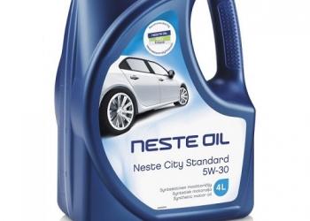 Финское масло Neste 5W30