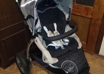 Продаю детскую коляску-трансформер 2 в 1 X-Lander