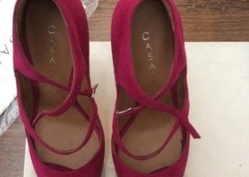 Туфли Casadеi новые оригинал 37,5 размер
