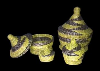 Африканские корзины