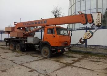 Автокран Ульяновец