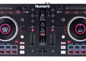 контроллер Numark Platinum