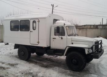 Вахтовый автобус на 15-20 мест ГАЗ 33088