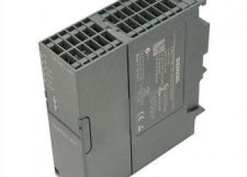 Siemens, коммуникационный процессор CP 343-1 lean
