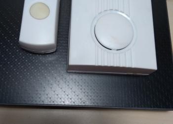 Звонок дверной ТДМ беспроводной на батарейках.