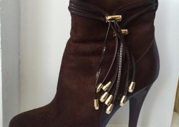 Осенние ботиночки 37р-ра.
