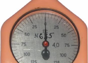 Куплю оптом граммометры часового типа, тензометры ИН-11  - новые с хранения.