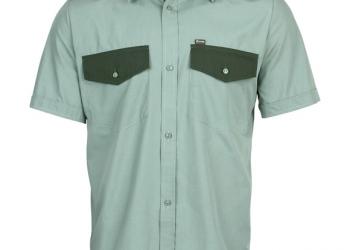 """Рубашка """"Охранник"""" с коротким рукавом ."""
