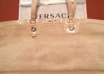 Новая женская сумка Versace parfums
