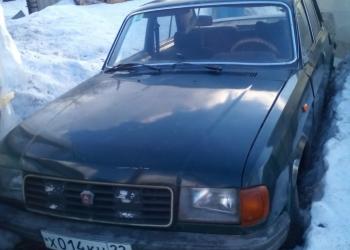 ГАЗ 31029 Волга, 1981