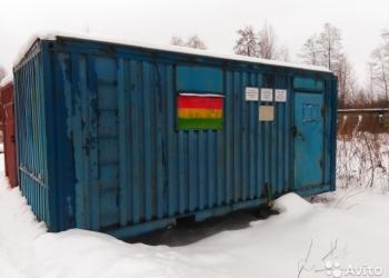 Вагончик-бытовка на базе контейнера аренда/сдам