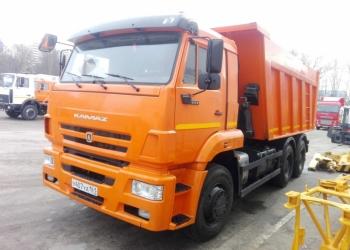 Продам Самосвал КАМАЗ 6520-6041-73 б/у