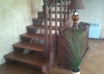 Лестницы эконом и люкс класса от мастера