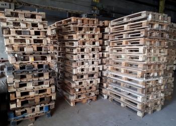 Поддоны деревянные б/у (купля-продажа)