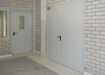 Противопожарные металлические двери от 7800 руб.за шт.оптом