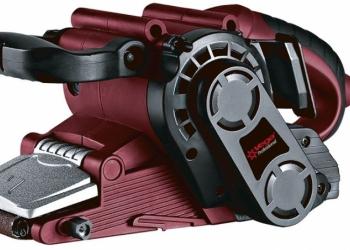 Машина шлифовальная ленточная фирмы Vega Professional 1050