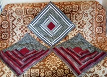 Коврики из шерстяной ткани ручной работы