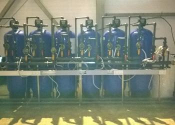 Установка умягчения воды Сокол 5 - 20 куб/час