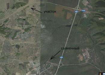 Продажа земель населенных пунктов (Сухая Балка)
