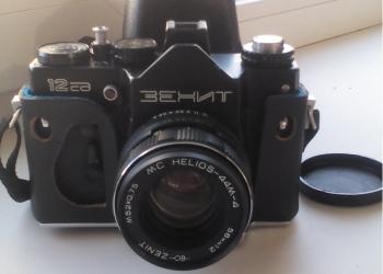 Новый фотоаппарат ЗЕНИТ 12 СД
