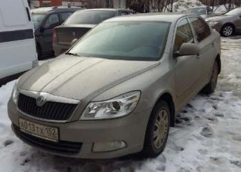 Продам Автомобиль Skoda Octavia, 2012