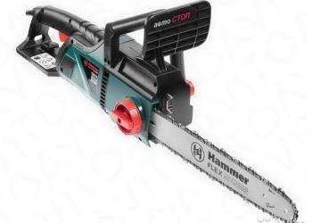 Новая Пила цепная hammer CPP2200С premium