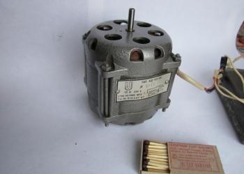 Электродвигатель 220вольт,50ватт,бу