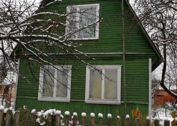 Продаётся дача Московская обл. Воскресенский р. ст.Радуга.